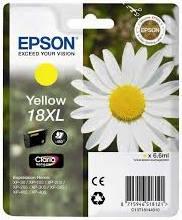Náplně do tiskárny Epson Expression Home XP-405 žlutá