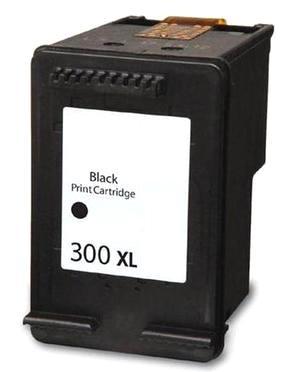 Kompatibilní HP 300XL černá , HP CC641EE (800 stran)