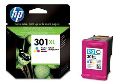 HP 301XL, HP CH564EE barevná (330 stran)