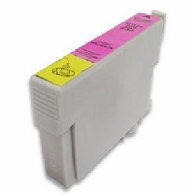 Kompatibilní Epson T0806 světle purpurová (2x více inkoustu)