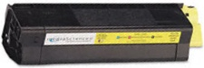 Náplně do tiskárny Oki C5400, náhradní žlutá