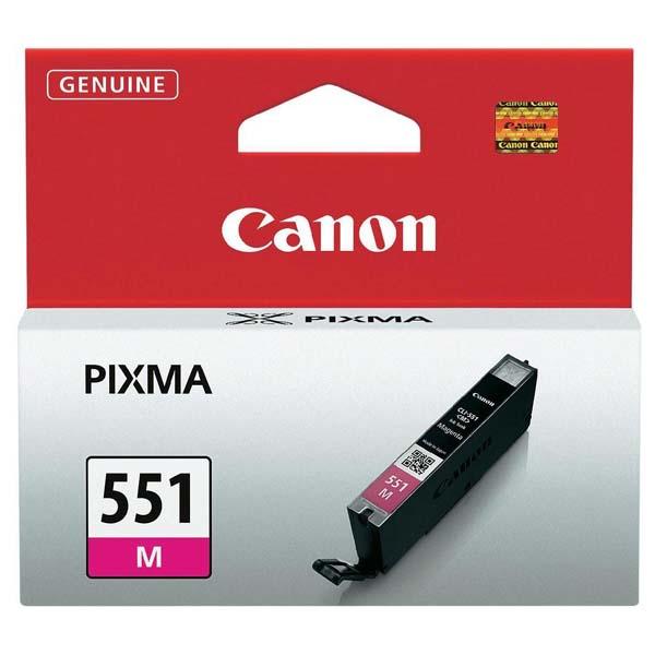Náplně do tiskárny Canon PIXMA MG5450 purpurová