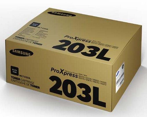 Náplně do tiskárny Samsung SL-M3820DW, originální toner pro Samsung 5000 stran