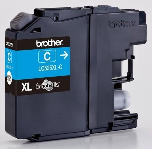 Náplně do tiskárny Brother DCP-J100 modrá