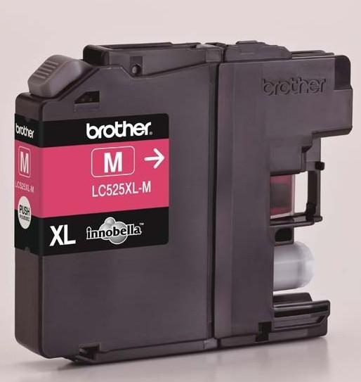 Náplně do tiskárny Brother DCP-J100 purpurová