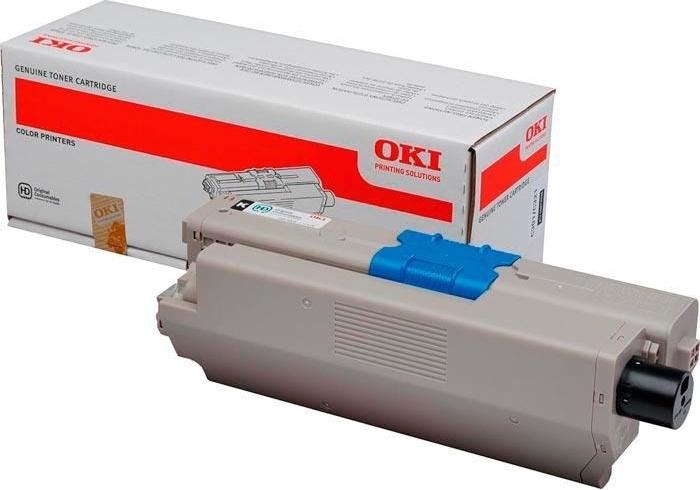 Náplně do tiskárny Oki MC332DN, černý