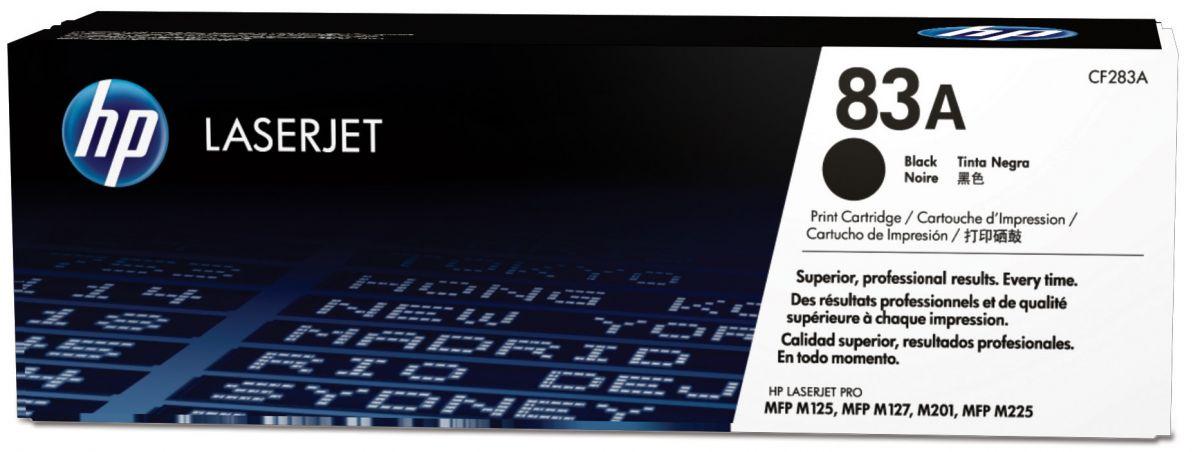 Toner HP 83A, HP CF283A