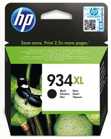 Náplně do tiskárny HP Officejet Pro 6830, víceobjemová černá
