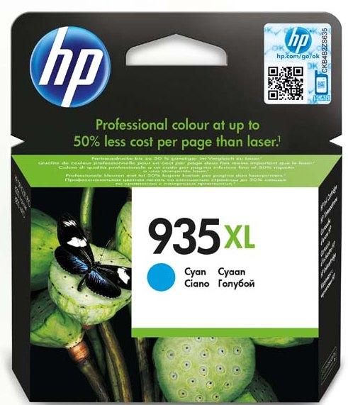 Náplně do tiskárny HP Officejet Pro 6830, víceobjemová modrá