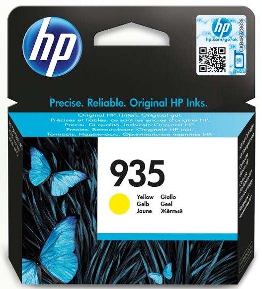 Náplně do tiskárny HP Officejet Pro 6230 žlutá