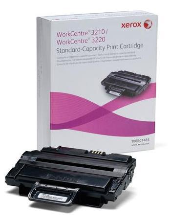Náplně do tiskárny Xerox WorkCentre 3210, víceobjemový toner černý 4100 stran