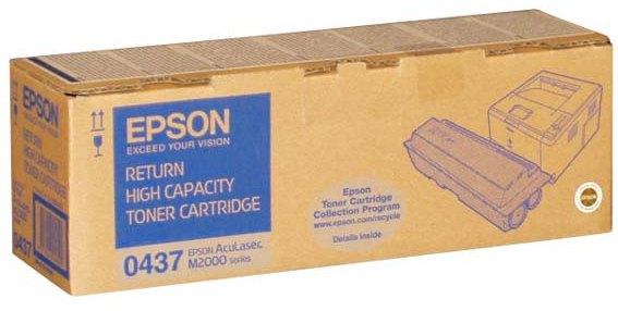 Náplně do tiskárny Epson AcuLaser M2000DT černý 8000 stran