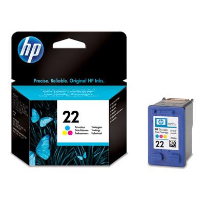 Náplně do tiskárny HP Deskjet 3930 barevná
