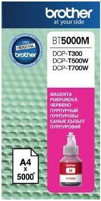 Náplně do tiskárny Brother DCP-T500W červená